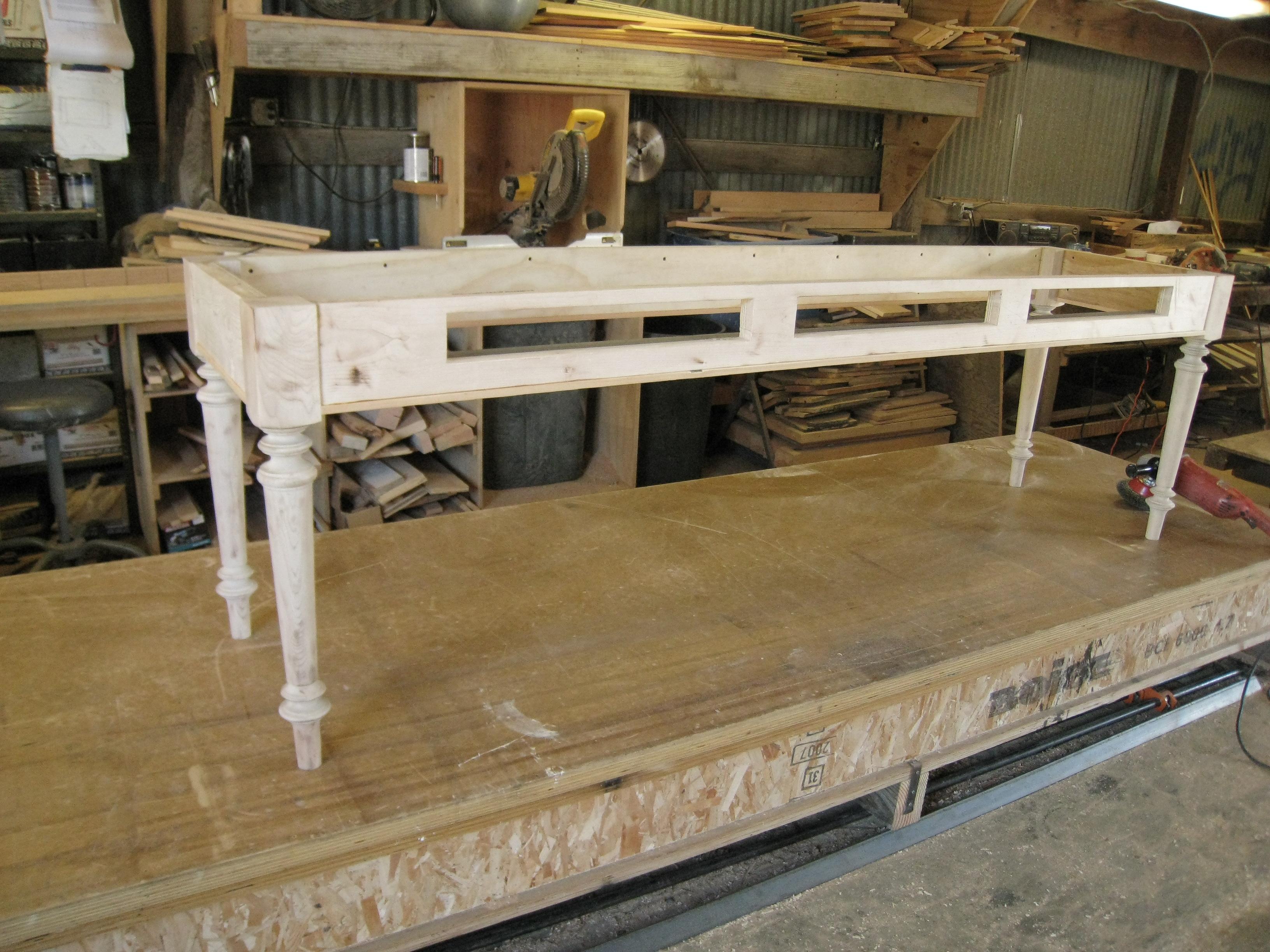 custom desk design plans - Custom Desk Design