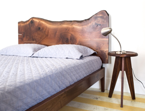 The Dutchman bed