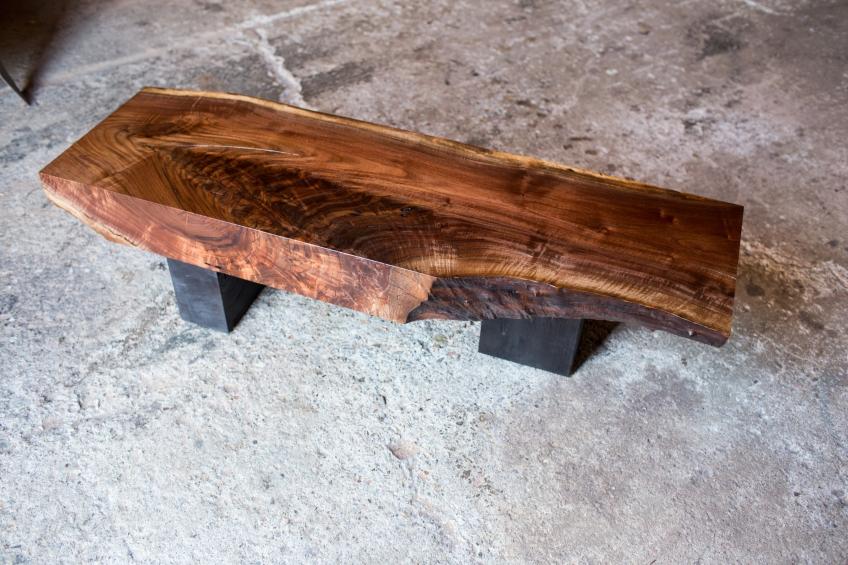 organic modern coffee table