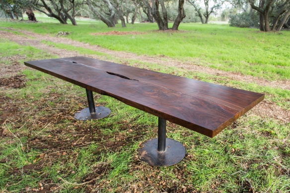 11' San Andreas Table